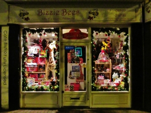 Bizzie Bees shop, Gosport High Street...