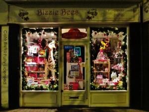 Bizzie Bees shop, Gosport High Street...
