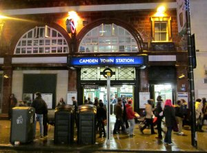 Then it was off to Camden Town for a look around there...