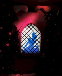 Cinderella Slipper Salon, in Harrods, Brompton Road, SW3