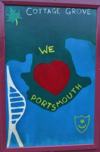 Cottage Grove...We Love Portsmouth