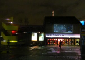 The Queen Elizabeth Hall...