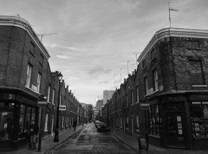 Roupell Street, London SE1...