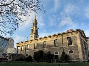 The Church of St. John the Evangelist, Waterloo...