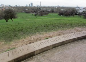 """I have conversed with the spiritual sun. I saw him on Primrose Hill."" William Blake, English poet and artist (1757-1827)..."